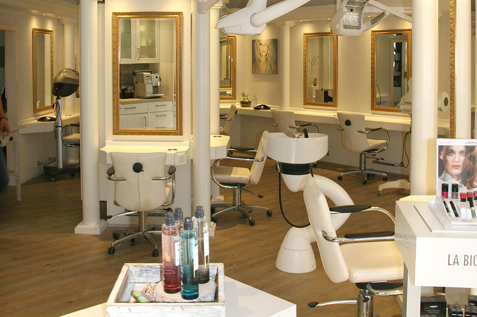 salon - Wüstenbecker Hair & Beauty Ihr Friseur in Enger